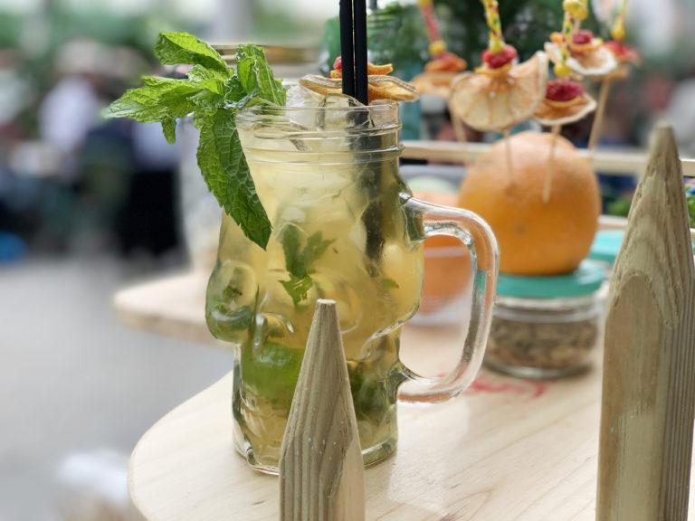 Cocktails en Madrid